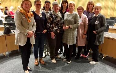 Werkstattgespräch im Landtag März 2019