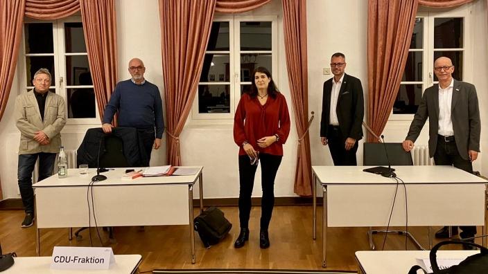 Fraktionsvorstand CDU Jüchen