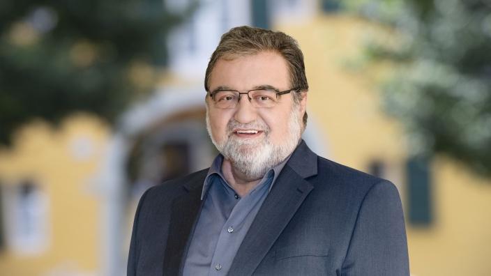Werner Hüsselmann CDU Jüchen