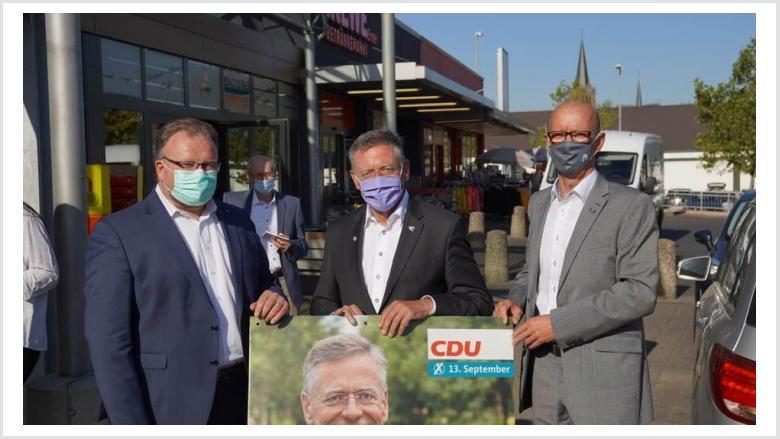 Stichwahl Landrat Petrauschke